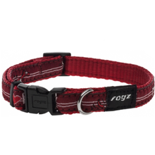 Rogz Dog Collar - Red Heart