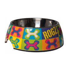 Rogz Bubble Dog Bowl - PopArt