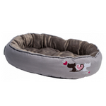 Rogz Snug Pod Cat Bed - Heart Tails
