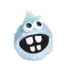 Pupz Fluffy Grinz Ball - Blue