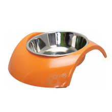 Rogz Luna Dog Bowl - Orange