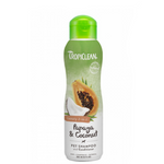 TropiClean Papaya & Coconut Luxury 2-in-1 - 355ml