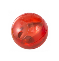 Rogz Tumbler Treat Ball - Red