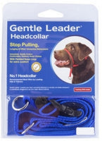 Gentle Leader Headcollar - Blue - Various Sizes