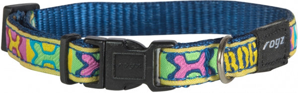 Rogz Dog Collar - Pop Art