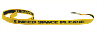 Gentle Leader - I Need Space - Dog Lead - 2 Sizes