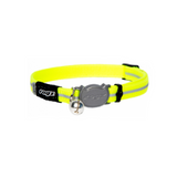 Rogz AlleyCat Safeloc Collar - 2 sizes - Various Colours