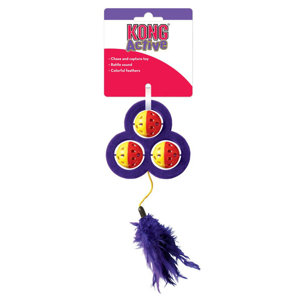 Kong Cat Active Chase Craze Cat Toy