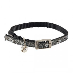 Rogz Sparklecat Pin Buckle Collar - Various Colours/Sizes