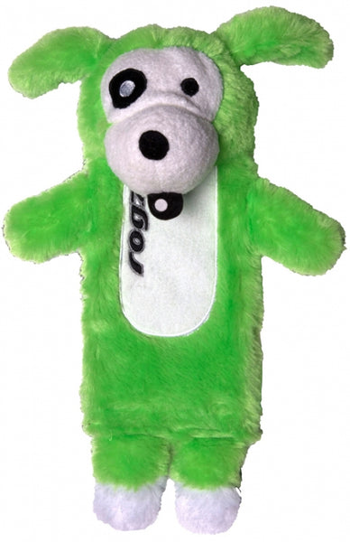 Rogz Thinz Plush Dog Toy - Various Sizes/Colours