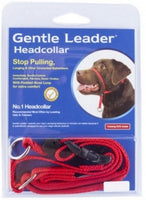 Gentle Leader Headcollar - Red - Various Sizes