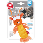 GiGwi Dental Mesh - Shrimp with Catnip