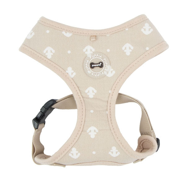 Puppia Ernest Harness A - Beige - Extra Small