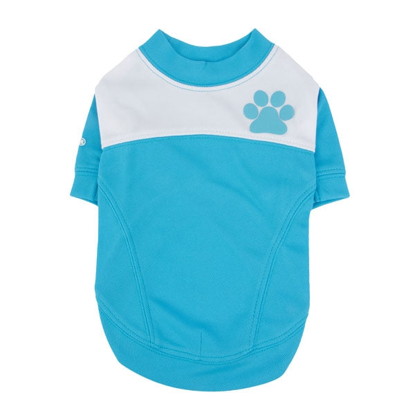 Puppia Esme T-Shirt - Sky Blue - Medium