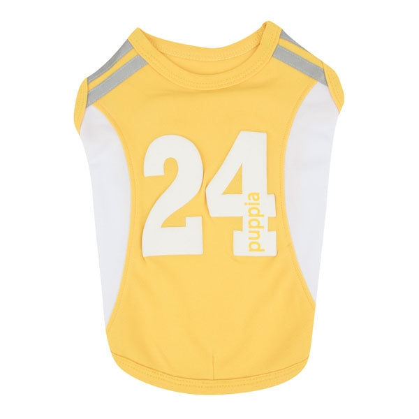 Puppia Freestyle T-Shirt - Yellow - Small
