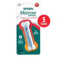 Sporn Marrow Chew Bone - Various Sizes