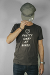 Pretty Okay at Bikes Tee Shirt
