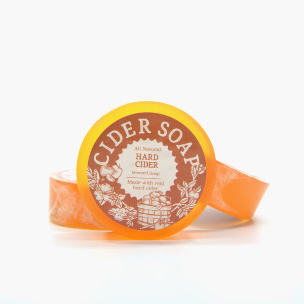 Cider Soap with Real Hard Cider