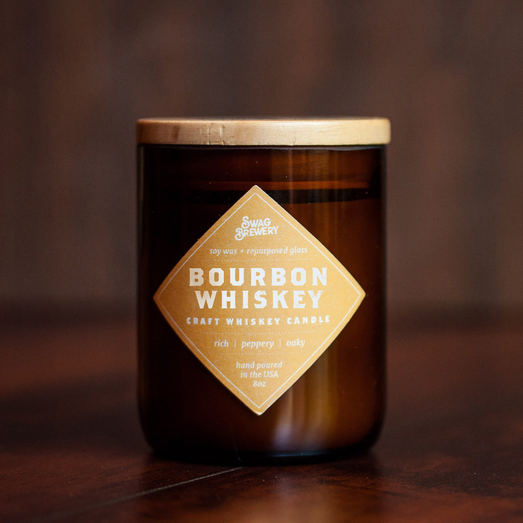 Kentucky Bourbon Whiskey Candle