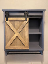 Load image into Gallery viewer, Customized Barn Door Cabinet