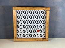 Load image into Gallery viewer, XOXO Love Sign