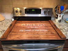 Load image into Gallery viewer, Kitchen Definition Noodle Board - Stove Cover - Farmhouse Decor
