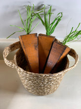 Load image into Gallery viewer, Wood Carrots - Spring Decor - Set of 3