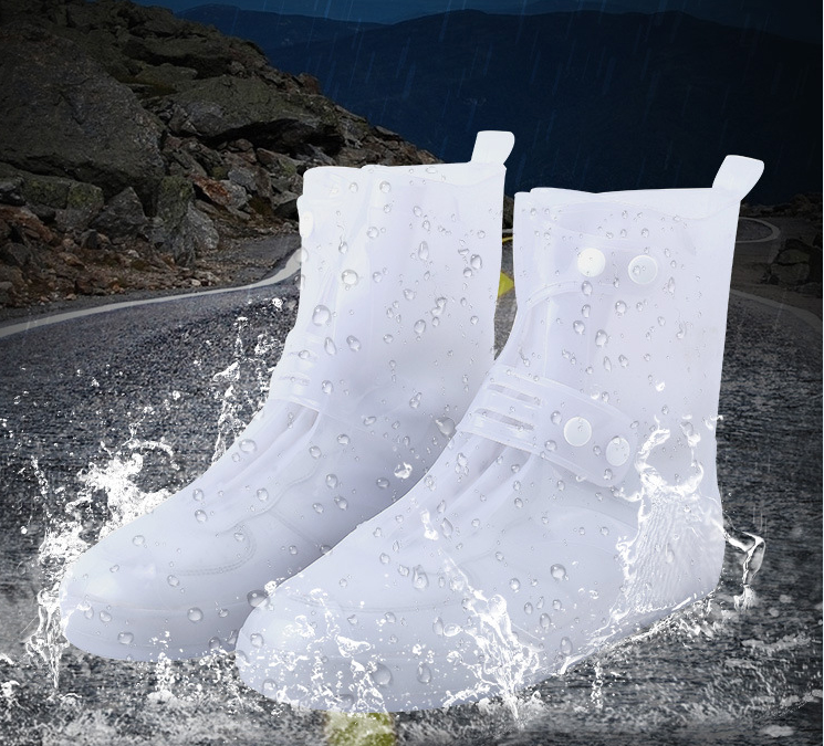 🔥50% OFF🔥Seamless Waterproof Shoe Cover
