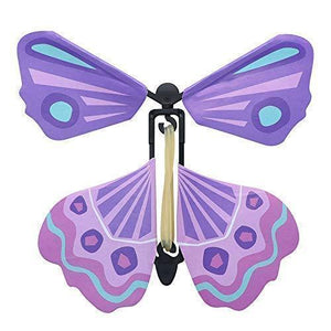 【50%OFF TODAY】Explosive Models Novel Creative Magic Props Children's Toys Flying Butterflies