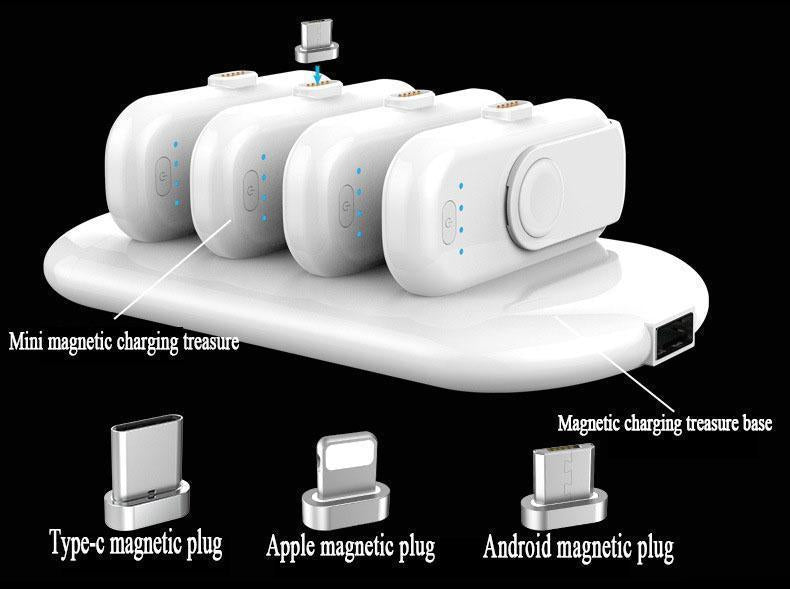 🔥Limited time 40% OFF🔥PortaCharge One Magnetic mobile power