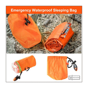 🔥Highest 80% OFF🔥Leihou61 Emergency Waterproof Sleeping Bag