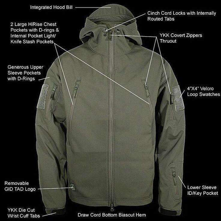 The Ultimate Tactical Jacket