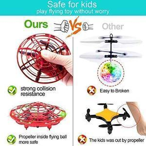 Safer UFO Flying Ball Toy