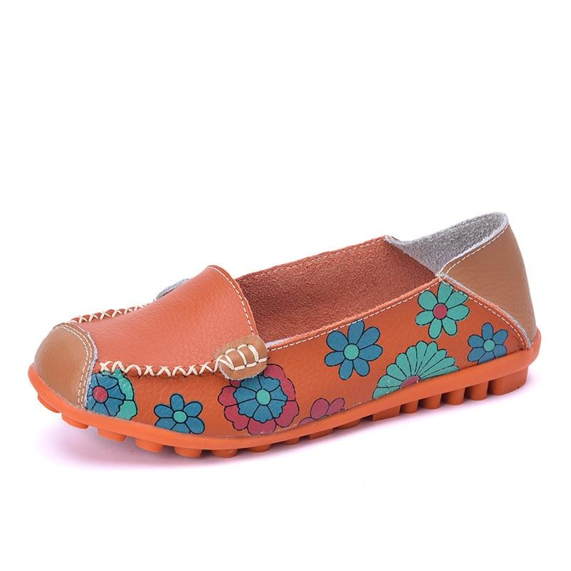 Women Summer Casual Flats Shoes