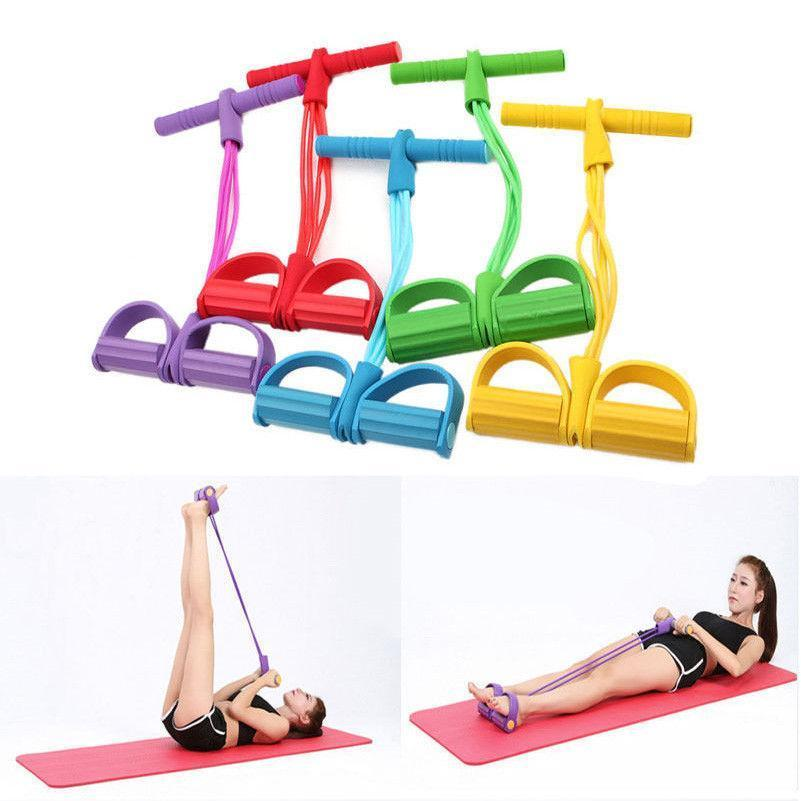 🔥 ON SALE 🔥 4-Tube Fitness Rope