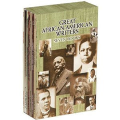 Great African-American Writers - Seven Books