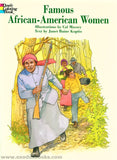 Famous African-American Women Coloring Book