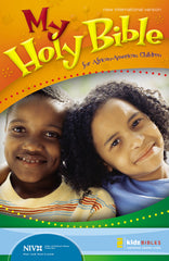 My Holy Bible for African-American Children NIV