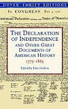 The Declaration of Independence and Other Great Documents of American History by John Grafton