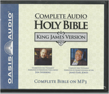 KJV Audio Bible - Read by James Earl Jones
