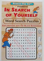 Puzzles For Us - In Search of Yourself - Word Search Puzzle Book