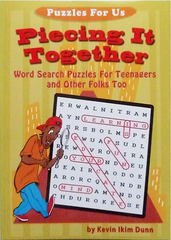 Puzzles For Us - Piecing It Together - Word Search Puzzle