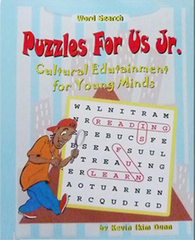 Puzzles For Us Jr. - Cultural Entertainment