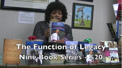 The Function of Legacy - 9 Books Series
