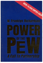 Power of The Pew - W. Franklyn Richardson -