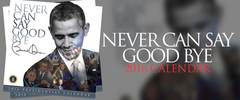 Obama Special Two Calendar Offer for 2017/2016
