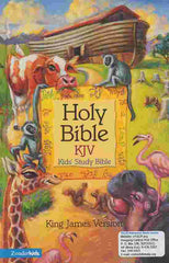 Holy Bible KJV Kids Study Bible