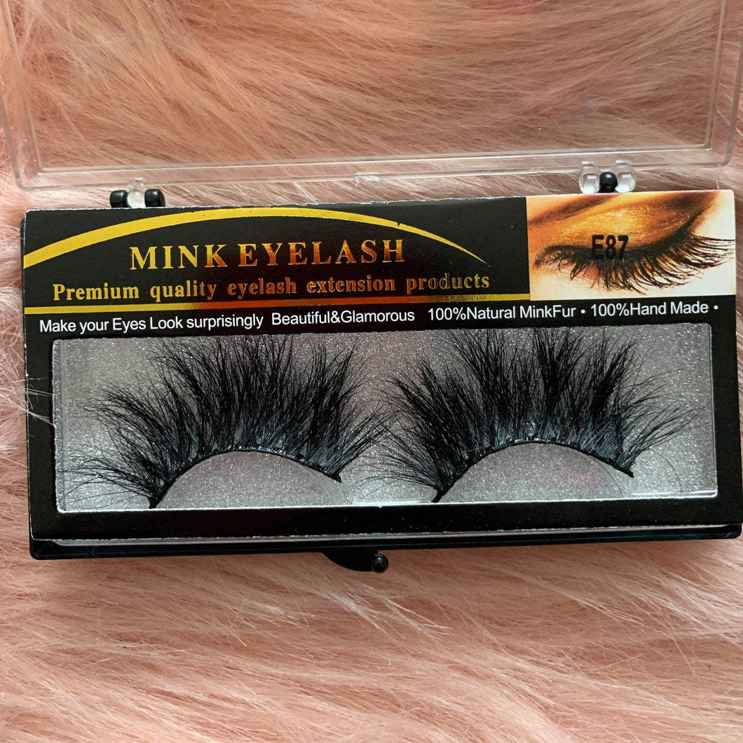 Queen Mink Lashes