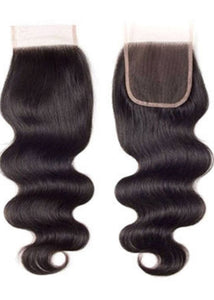 Crystal Collection Brazilian Body Wave Closure