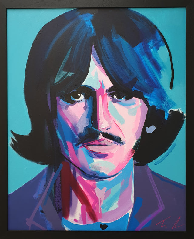 The Beatles, George Harrison (sold as a set).